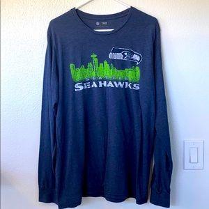 NFL Seahawks Long Sleeve Shirt
